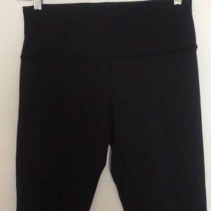 Lululemon align crop Capri pants size 10